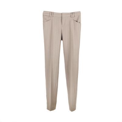 classic slacks mocha brown
